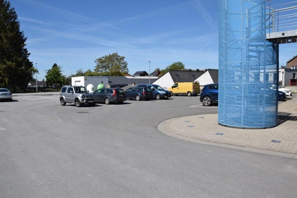 Parking Piscine